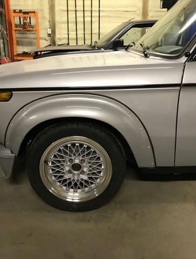 Build028 1970 BMW 2002 M42 Restoration 159
