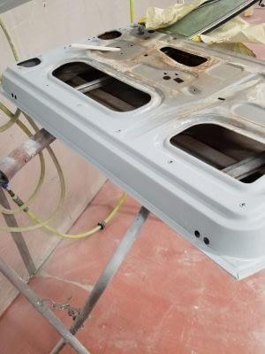 Build029 1976 BMW 2002 M10 Restoration 195