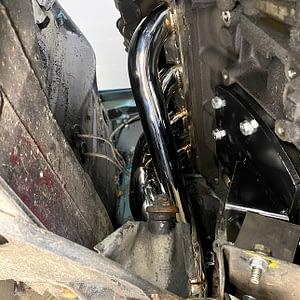 BMW 2002 M42 4-1 Header