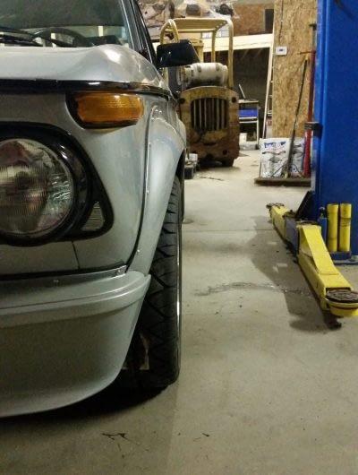Build028 1970 BMW 2002 M42 Restoration 163