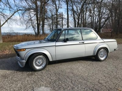 Build028 1970 BMW 2002 M42 Restoration 216
