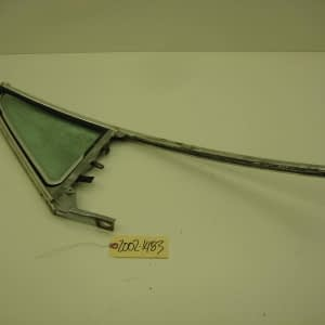 BMW 2002 2002tii e10 Passenger Right Front Vent Window