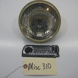 5″ H4 Light Bulb