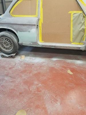 Build028 1970 BMW 2002 M42 Restoration 037